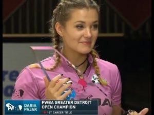 Daria Pajak - Bio - PWBA Bowling Professional &Rookie of The Year